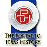 Portal to Texas History Logo